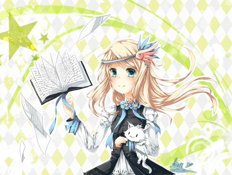 GO Auction for iyru by kiriisu