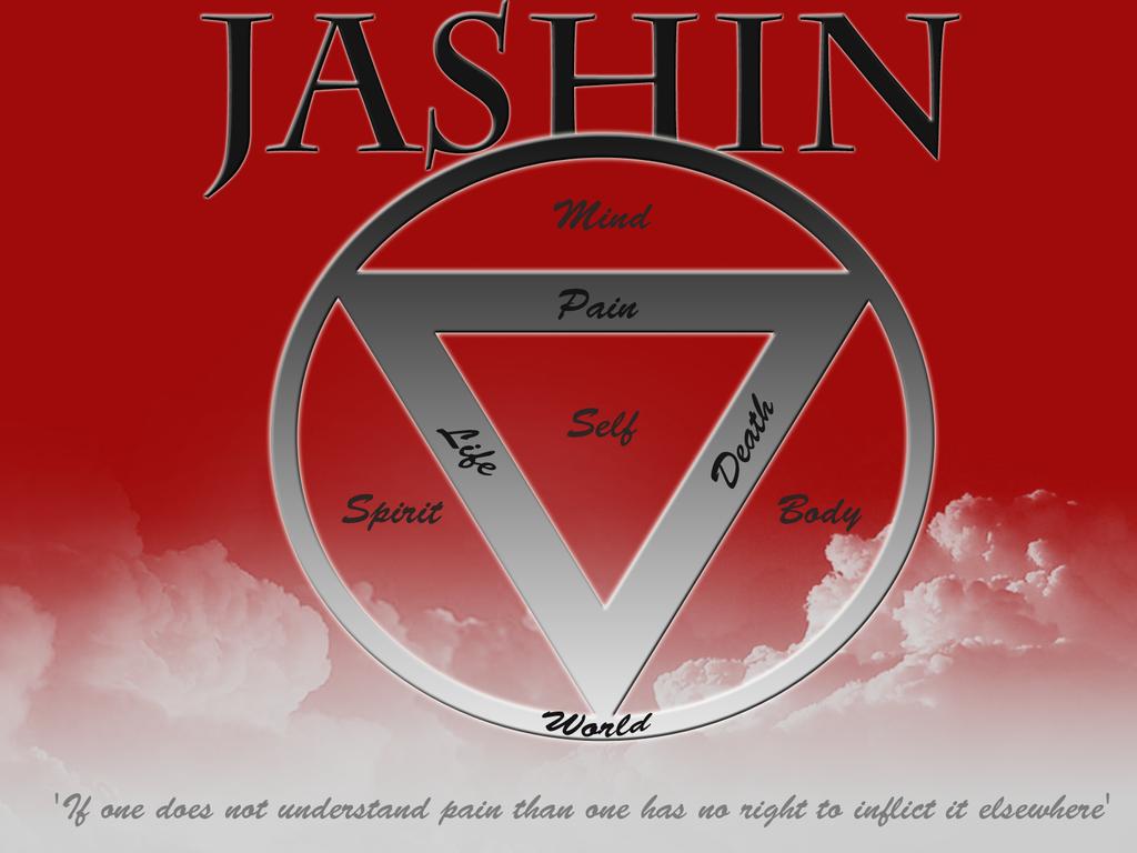 Jashin by b133d4u