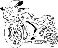 ceci est un Ninja by yakumoSoul
