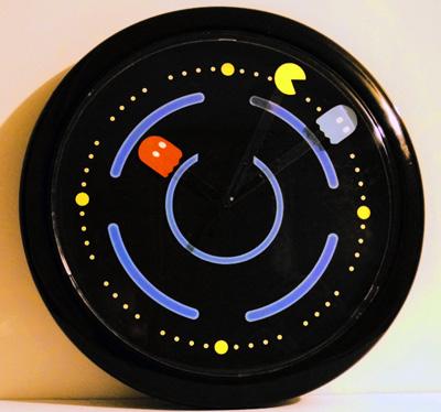 Pac Man Wall Clock By Yakumosoul On Deviantart