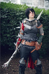 Hawke by ArcaneApostate