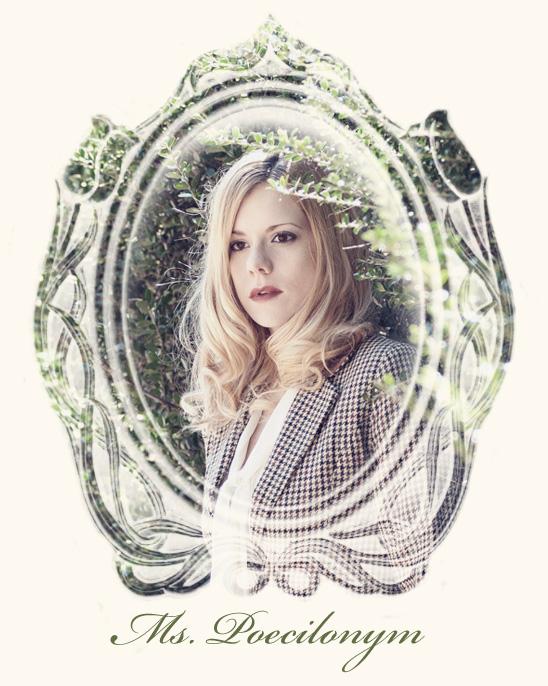MsPoecilonym's Profile Picture