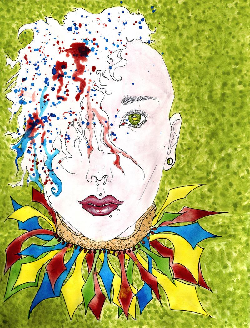 Aware of Colour by MsPoecilonym