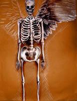 skeleton by PrettyPaintPalette