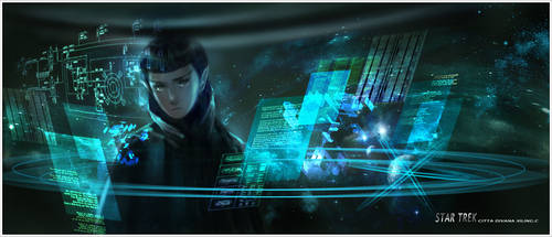 Little Spock by Xiling