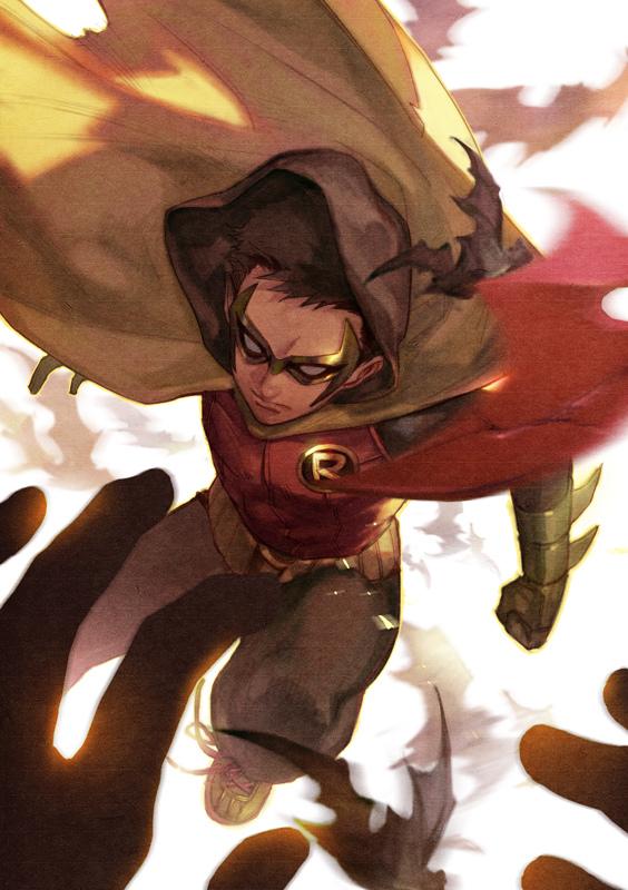 Damian by Xiling