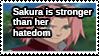 She's better than her hatedom by KandaHaruka
