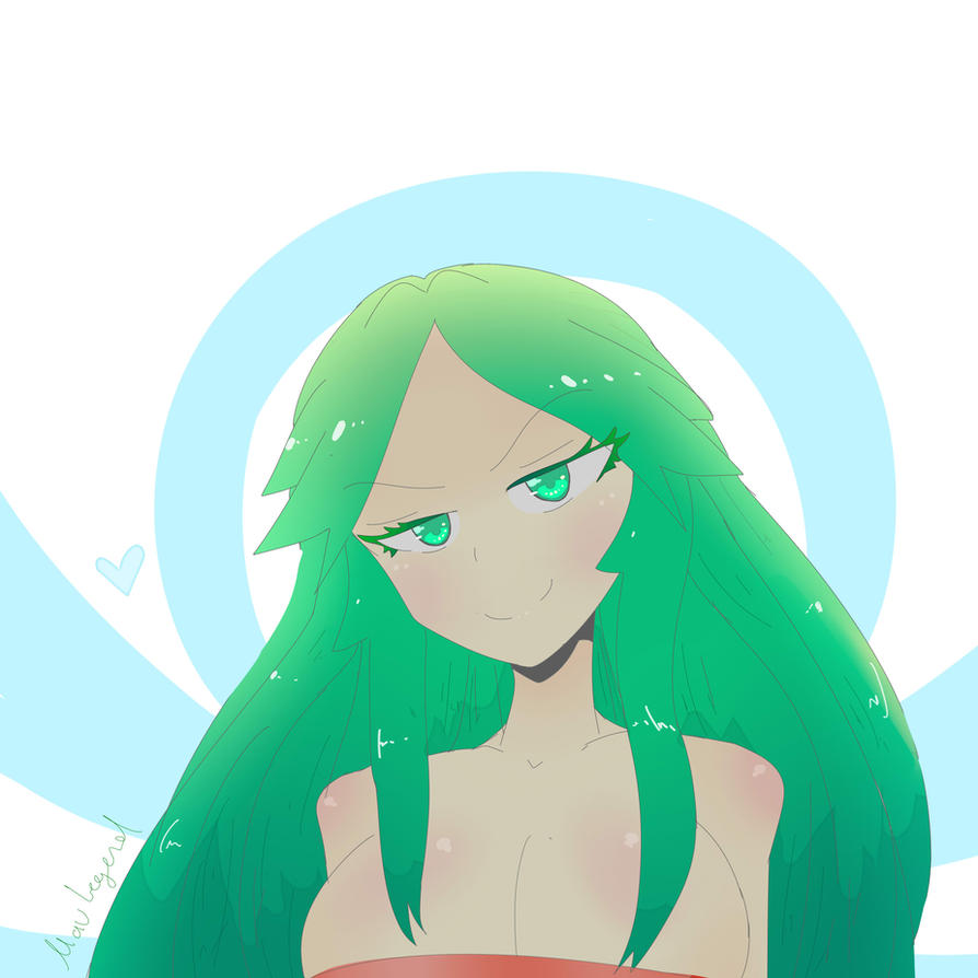 Palutena 4 by MauLegend98