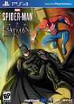 PS4 Spider-Man and Batman