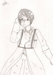 .:The Medic:. by Yumi1055