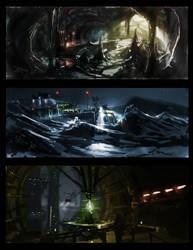 Scenery thumbnails by K-Kom