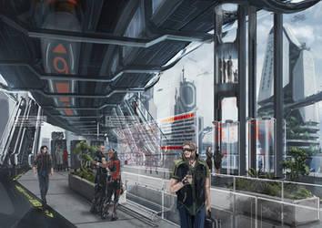 Skyrail by K-Kom
