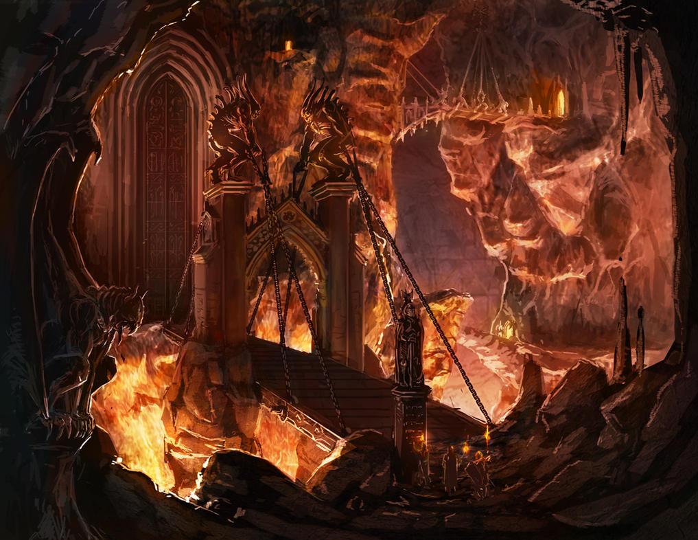 Caves by K-Kom
