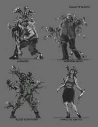 Deadly flora by K-Kom
