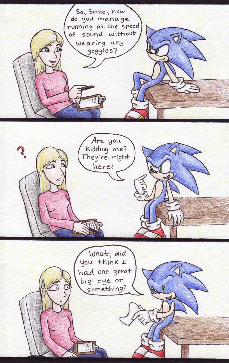 Interview with Sonic