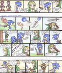 Sword Training- Sonic
