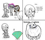 Knuckles Forever Alone