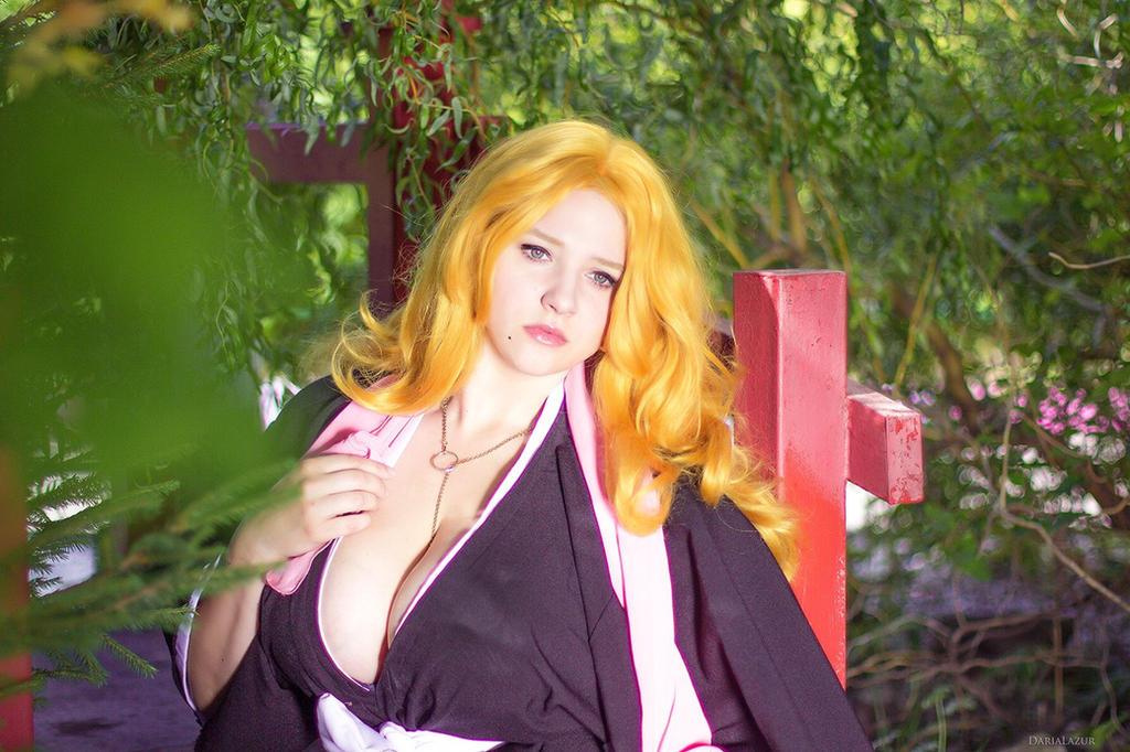 Rangiku Matsumoto Bleach cosplay by Shipou-Negiru on
