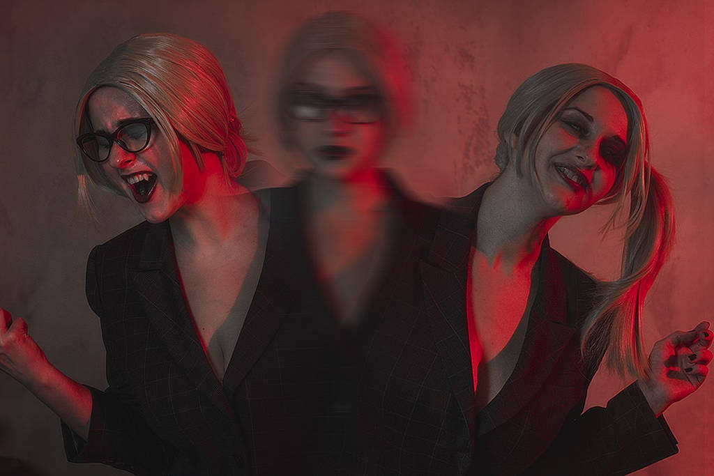 Jeanette Therese Vampire The Masquerade Bloodlines By Shipou Negiru