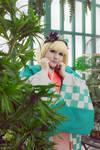 Ao no Exorcist Shiemi Moriyama cosplay by Shipou-Negiru