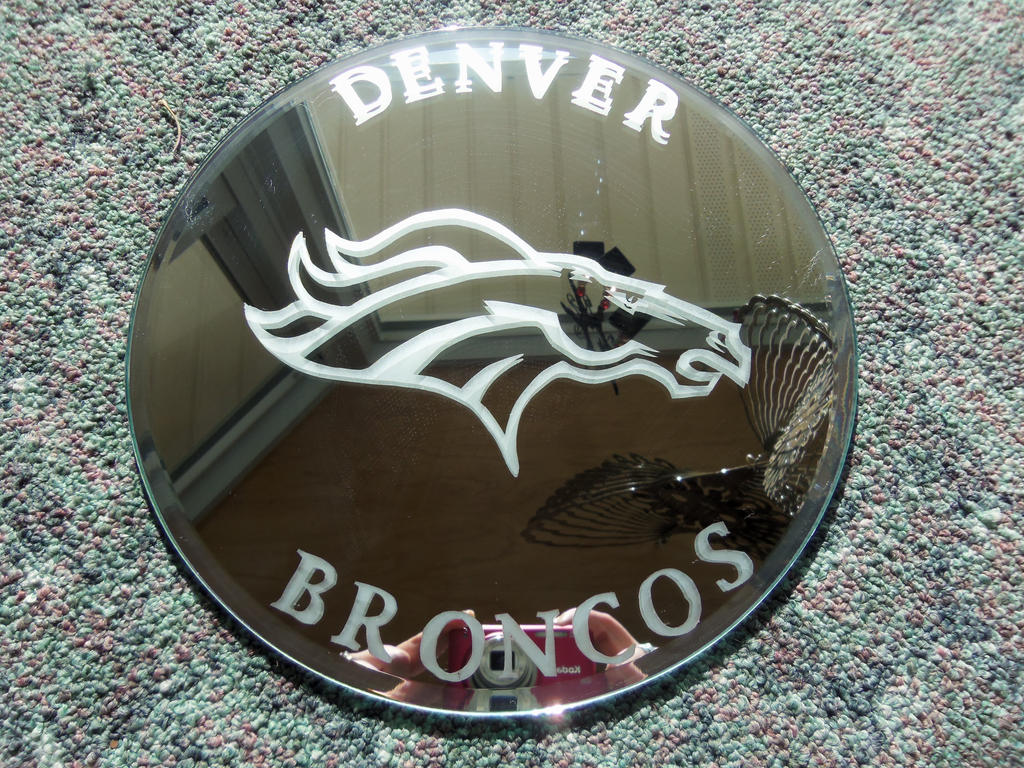 Denver Broncos by ReflectiveCreations