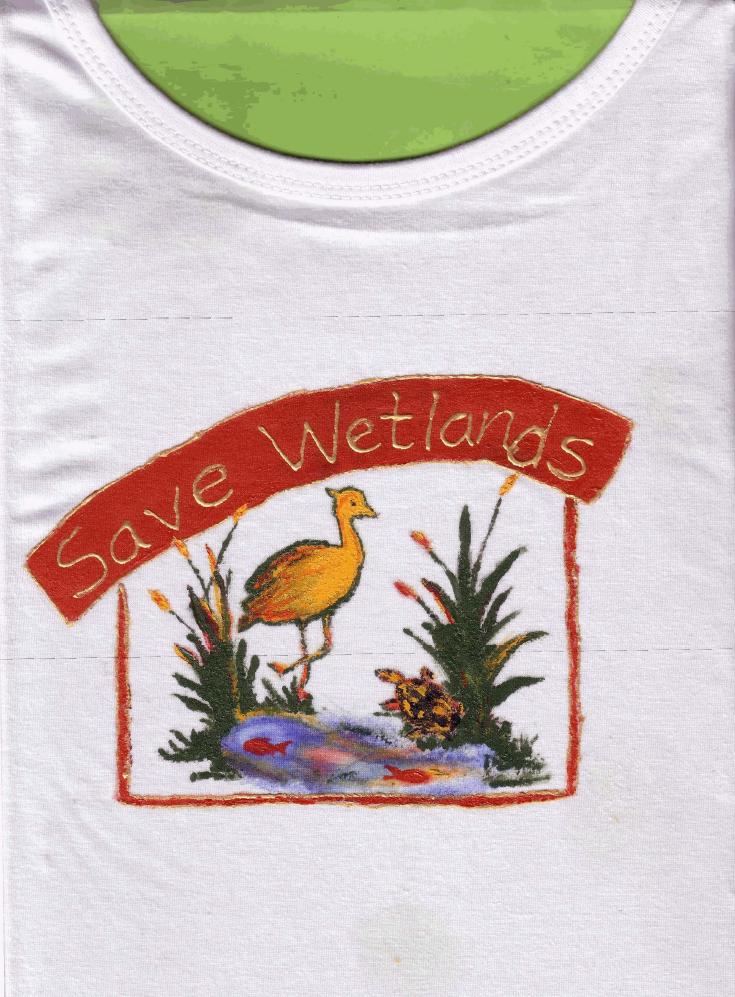 Save Wetlands by dtasha