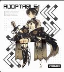 (closed) adoptable 15