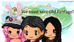 WE MUST SAVE OLD FANTAGE!