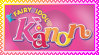 Love Fairy Idol Kanon Stamp by Fario-P
