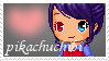 You Support Pikachuchibi Stamp by Fario-P