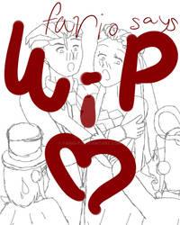 (WIP) Post DD?? by Fario-P