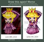 Faria Draws it Again! 4