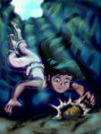 (CE) Underwater Discovery by Fario-P