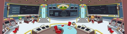 (F2U) Fantage Mission Center Background by Fario-P