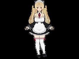 [Kisekae] Lucy Heartfilia - Virgo (+Export) by AkinnaSweet