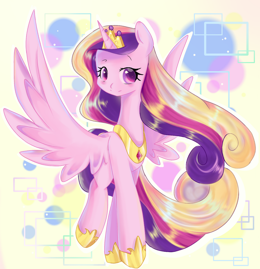 Princess cadence by whiskyice on deviantart - Pictures of princess cadence ...