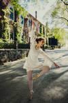 Ballerina by ClaudiaFMiranda