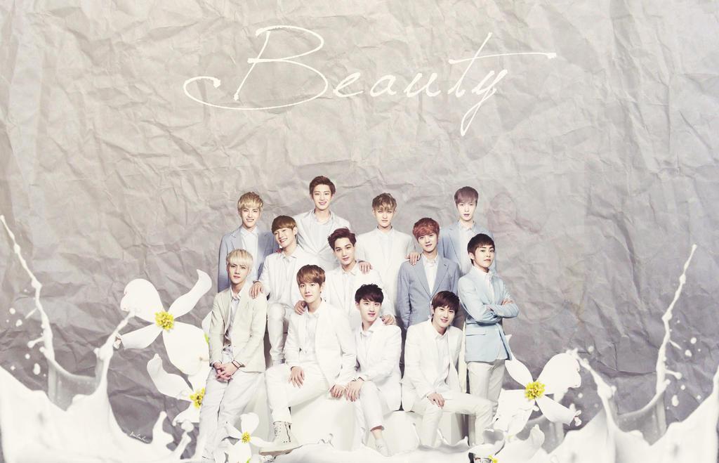 Kris Exo to The Beautiful You Exo Beauty by Baobaobei