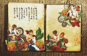 LeeTeuk by Baobaobei
