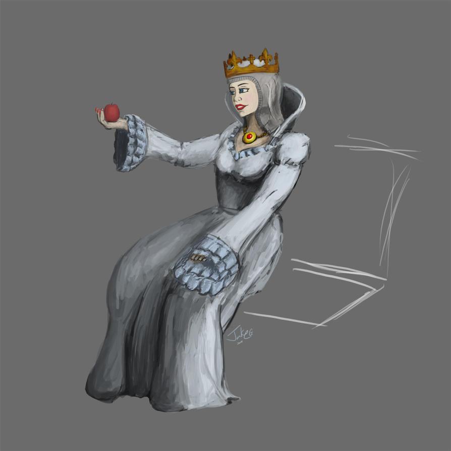 The White Queen by magicswordz