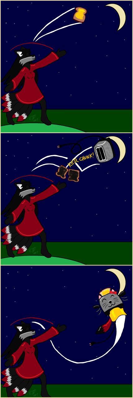 Aim for the Moon by CorruptedDragon