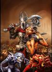 Alcazar Gromgard: The Second Overlord
