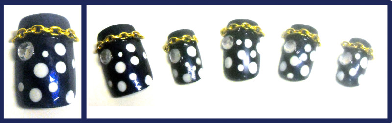 Polka Dot Nails by OMG-itz-J3551K4