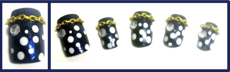 Polka Dot Nails by OMG-itz-J3551K4