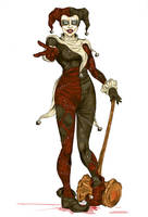 Harley Quinn 2.0 by studioquimera