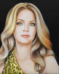 portrait by annalobello
