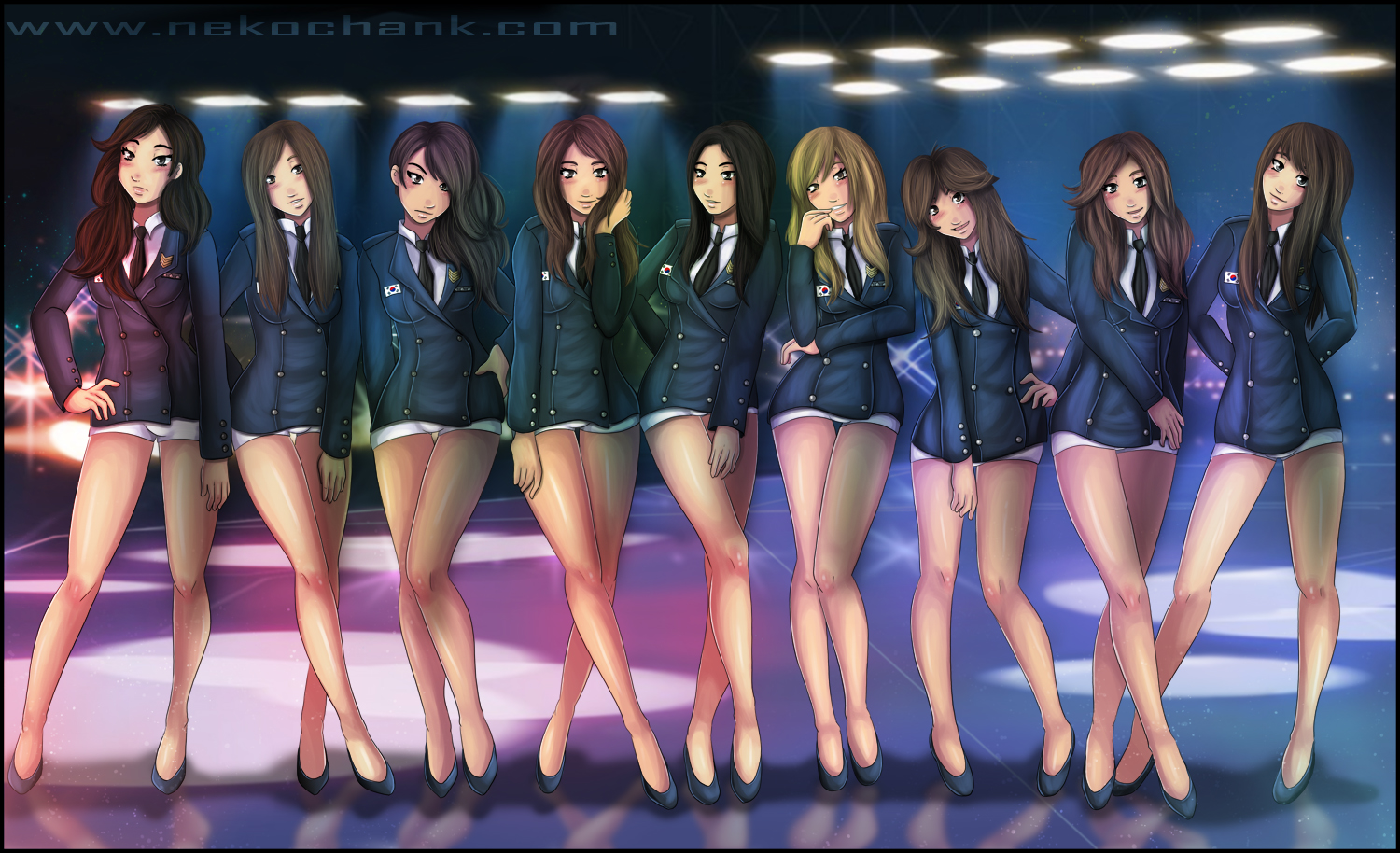Girl's Generation Comm by KianJimenez