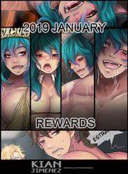 January Patreon Summary by KianJimenez