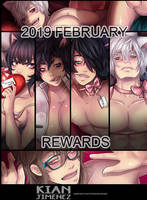 February Patreon Summary by KianJimenez