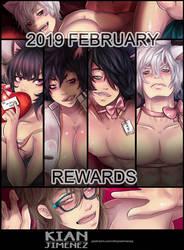 February Patreon Summary by KianJimenez